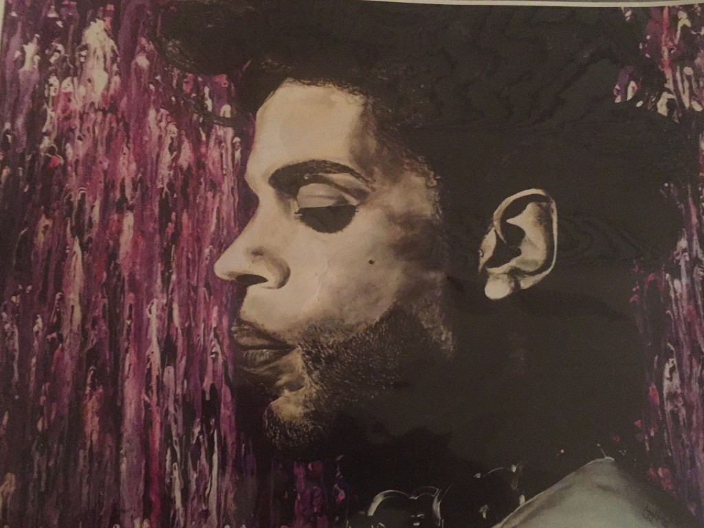I love me some Prince. RIP. Art by IG: @ carymichael_